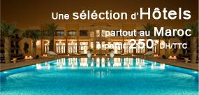 hotel marrakech pas cher